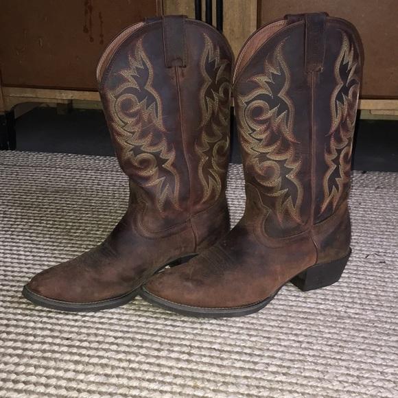 04b30d9f5f2 New Men's Justin Cowboy Boots
